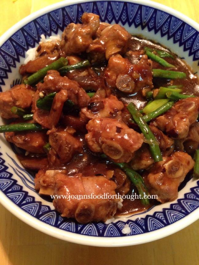 Chinese Black Bean Spare Ribs
